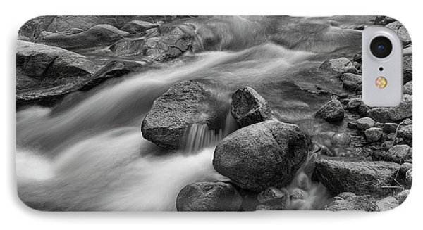 IPhone Case featuring the photograph Flowing Rocks by James BO Insogna