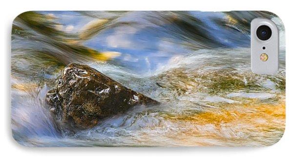 Flowing Water IPhone Case by Adam Romanowicz