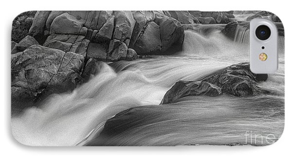 Flowing Waters At Kern River, California IPhone Case