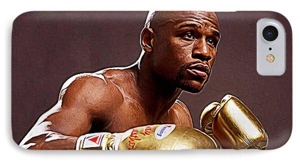 Floyd Mayweather Jr. IPhone Case