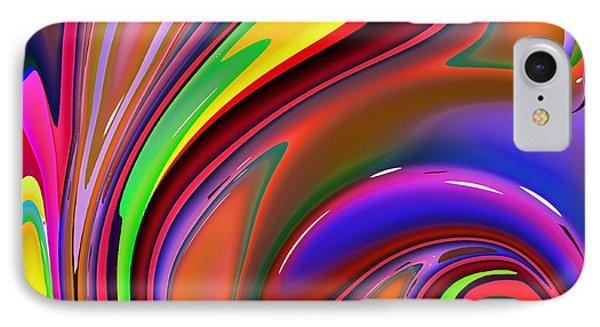 Fluid Colour Phone Case by Robert Burns