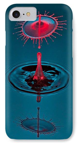 Fluid Parasol Phone Case by Susan Candelario