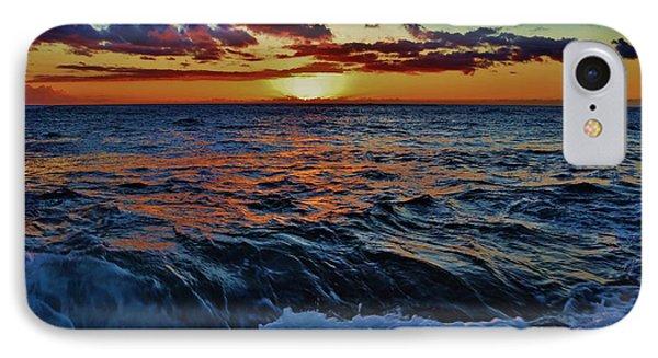 Fluid Sunset IPhone Case
