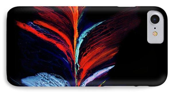 Fluidity Black #1 IPhone Case