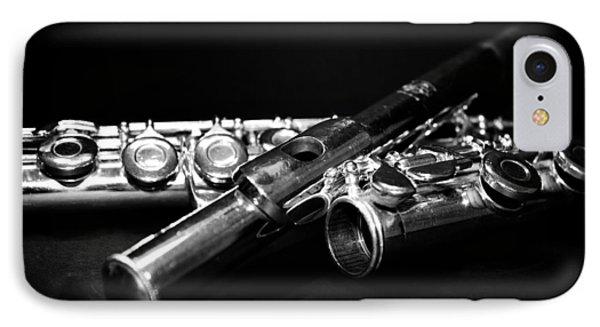 Flute Series I IPhone Case by Lauren Radke