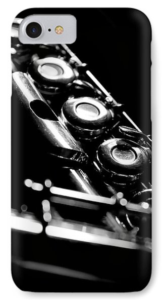 Flute Series IIi IPhone Case by Lauren Radke