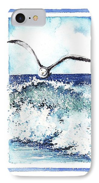 IPhone Case featuring the painting Fly High by Heidi Kriel