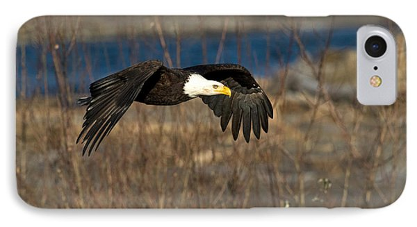Flying By IPhone Case