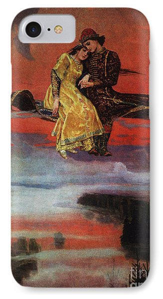 Flying Carpet IPhone Case