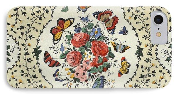 Flying Flowers IPhone Case by Harry Wearne