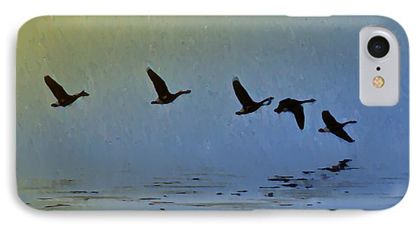 Flying Low Phone Case by Bill Cannon