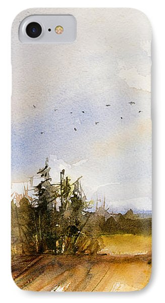 Flying South IPhone Case by Judith Levins