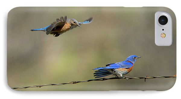 Flying To You IPhone 7 Case by Mike Dawson