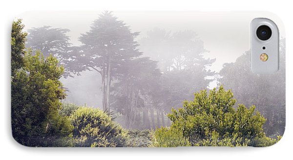 IPhone Case featuring the photograph Fog At Lands End by Cindy Garber Iverson