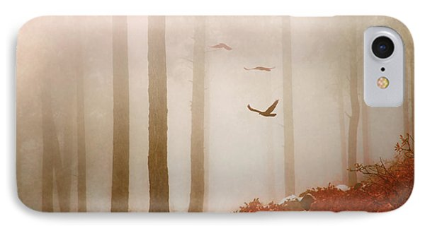 Fog IPhone Case by Elena E Giorgi