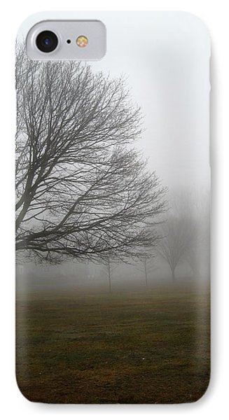 IPhone Case featuring the photograph Fog by John Scates