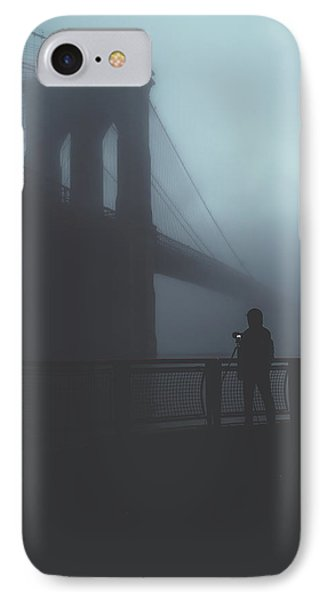 Fog Life  IPhone Case by Anthony Fields