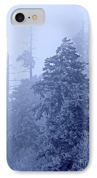 IPhone Case featuring the photograph Fog On The Mountain by John Stephens