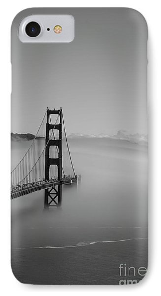 IPhone Case featuring the photograph Fogging The Bridge by David Bearden
