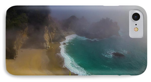 Foggy Mcway Falls Cove IPhone Case