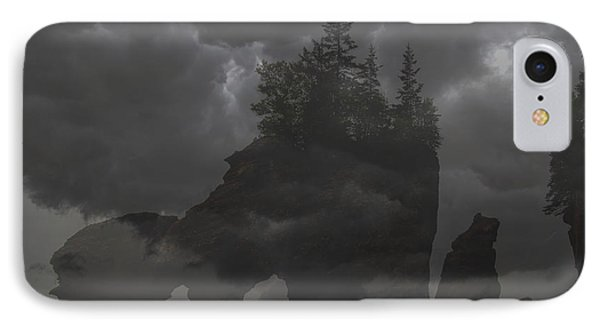Foggy Night IPhone Case