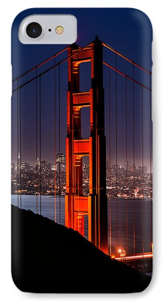 Foggy San Fransisco IPhone Case
