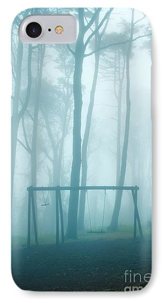 Foggy Swing IPhone Case