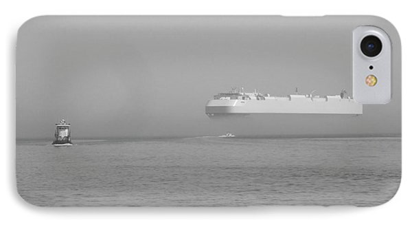 Fogs Floating Barge Phone Case by WaLdEmAr BoRrErO