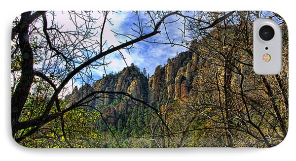 Foilage Of Sedona Arizona IPhone Case