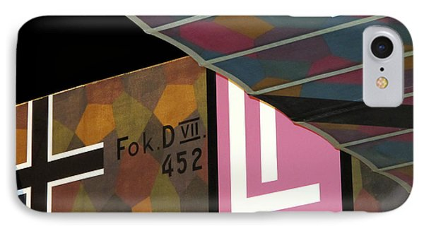 Fokker D Vii IPhone Case by Dave Mills