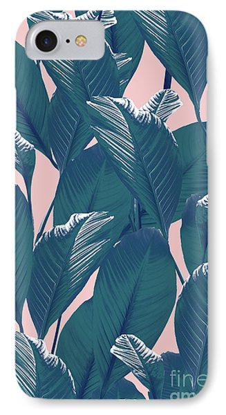Foliage IPhone Case by Elizabeth Tuck