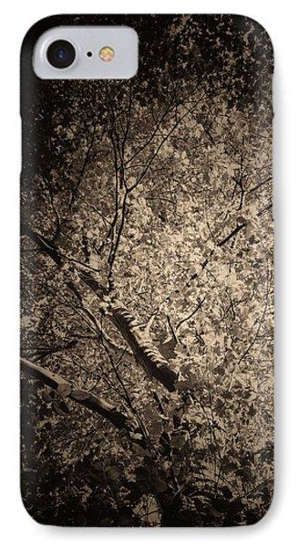 Foliage Phone Case by Wim Lanclus