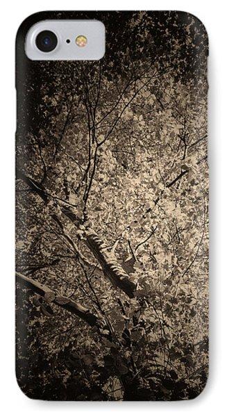 Foliage IPhone Case by Wim Lanclus