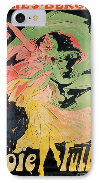 Folies Bergeres Phone Case by Jules Cheret