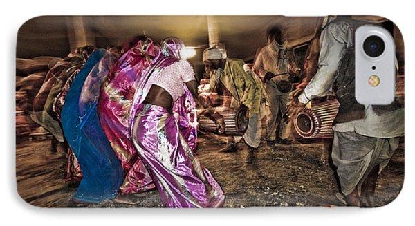 Folk Dance Phone Case by Hitendra SINKAR