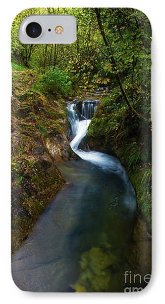 IPhone Case featuring the photograph Follow It I by Yuri Santin