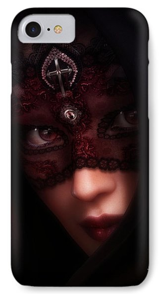 Follow Me Gothic Romance IPhone Case