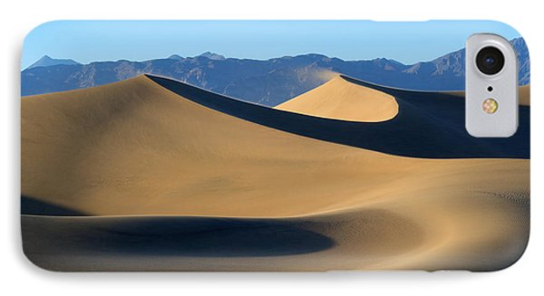 Follow The Curves IPhone Case