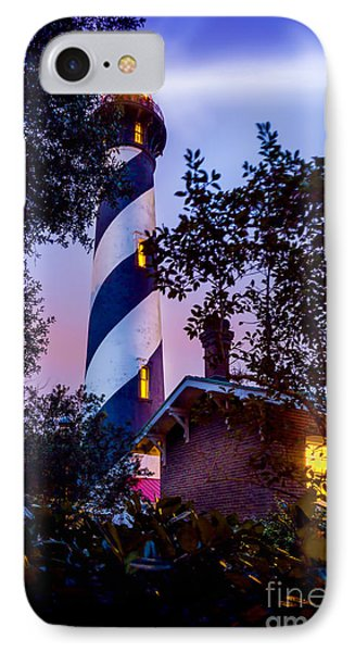 Follow The Light IPhone Case by Marvin Spates