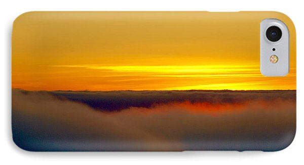 Follow The Light IPhone Case by Paul Foutz