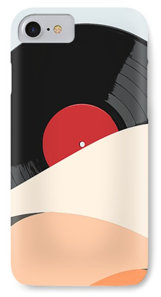 Follow The Music IPhone Case