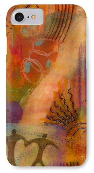 Follow The Yellow Brick Road Phone Case by Angela L Walker