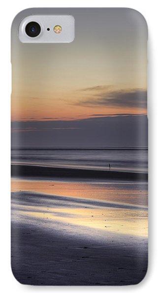 Folly Beach Morning  IPhone Case by Dustin K Ryan