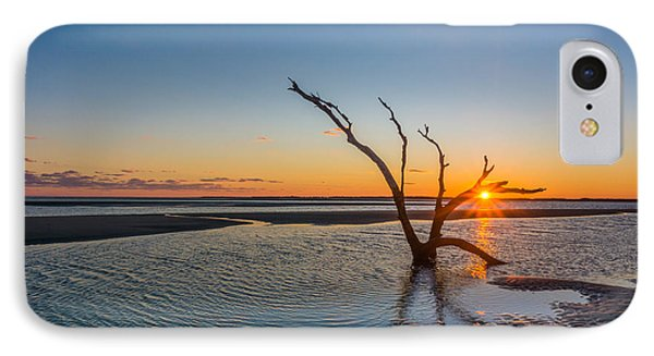 Folly Sunset IPhone Case by RC Pics