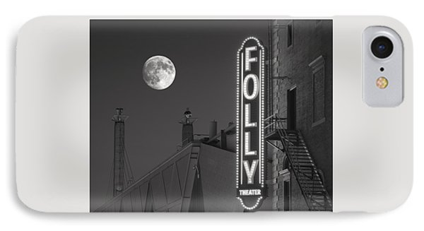 Folly Theatre Kansas City IPhone Case