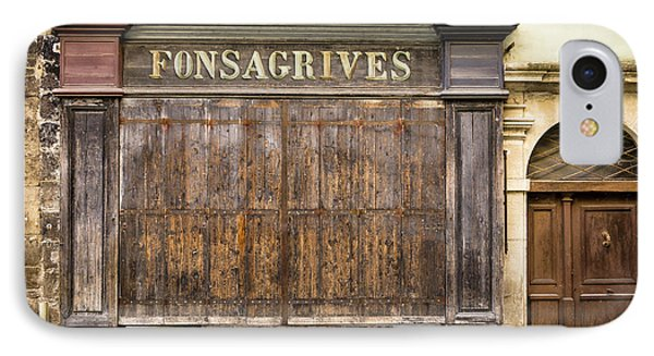 Fonsagrives In Saint-antonin-noble-val IPhone Case by RicardMN Photography