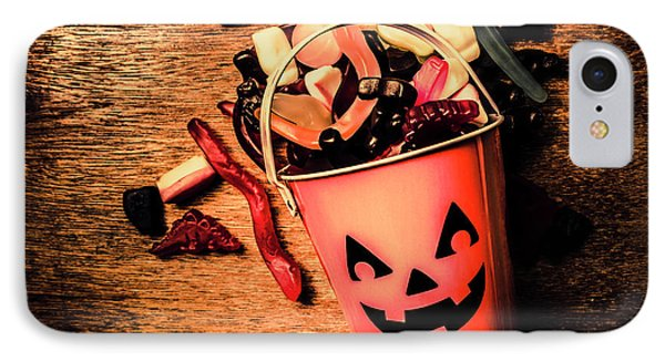 Food For The Little Halloween Spooks IPhone Case by Jorgo Photography - Wall Art Gallery
