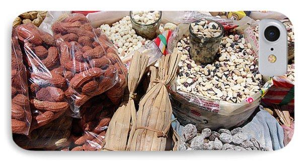 Food Market IPhone Case by Aidan Moran