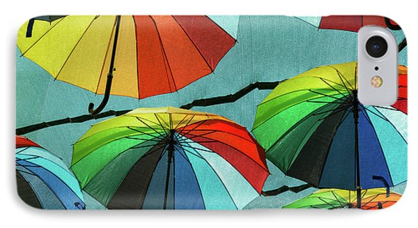 For A Rainey Day IPhone Case by Bob Phillips