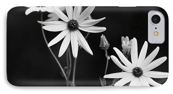 For God So Loved Black-eyed Susan Flower IPhone Case by Reid Callaway